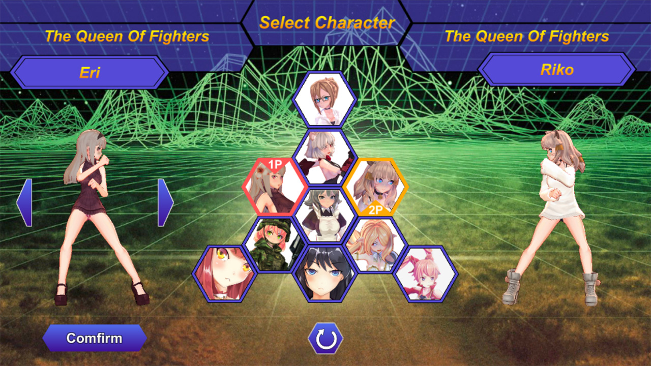 The-Queen-Of-Fighters