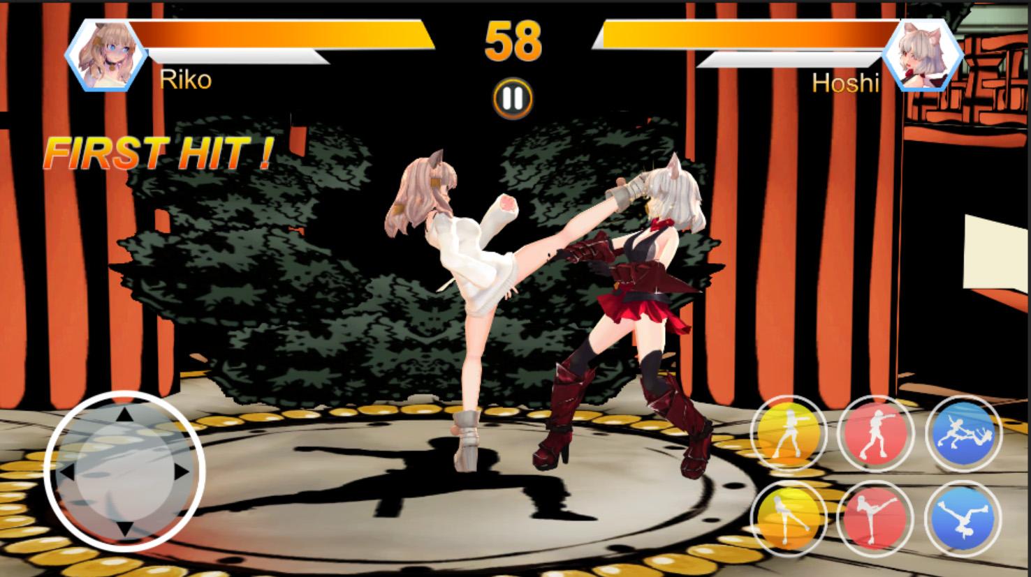 Queen Of Fighters 003